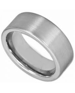 COI Tungsten Carbide Pipe Cut Flat Ring - TG2855