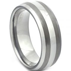 COI Tungsten Carbide Beveled Edges Ring - TG4157AA