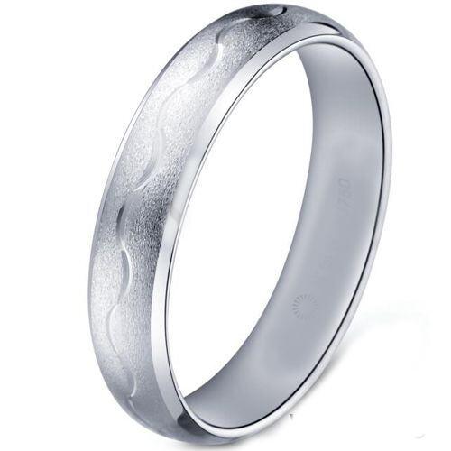 COI Tungsten Carbide Wedding Band Ring-TG5181