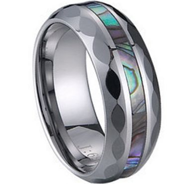 (Limited Offer!)COI Tungsten Carbide Ring-TG1224(US12.5/14)