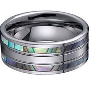 (Limited Offer!)COI Tungsten Carbide Ring-TG1226(US15)