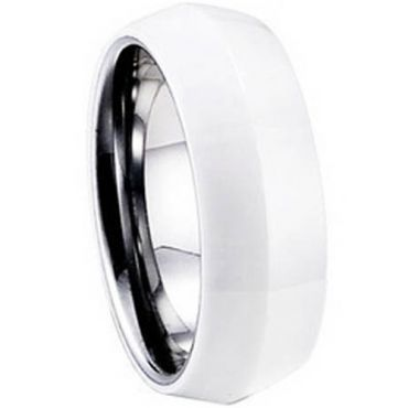 (Limited Offer!)COI Tungsten Carbide Ring-TG1278(US9.5)