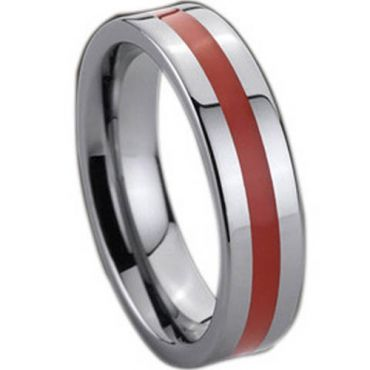 (Limited Offer!)COI Tungsten Carbide Ring-TG137(US7.5)