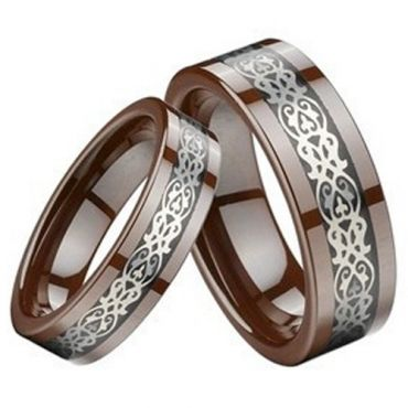 (Limited Offer!)COI Ceramic Ring-TG2133(#US6/11)