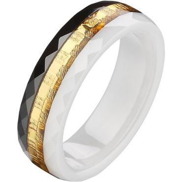 (Limited Offer!)COI Ceramic Ring-TG2495(US7)