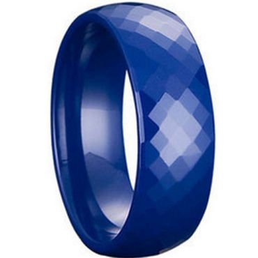 (Limited Offer!)COI Blue Ceramic Ring - TG694(US14)