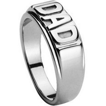 (Limited Offer!)COI Tungsten Carbide Daddy Ring-TG770(US14)